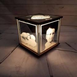 Lampe Zen luxe